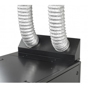 Ucoustic Hot Air Ducting Kit