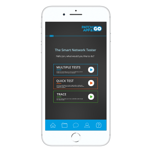 Patch App & GO Network Tester & Cable Tracer