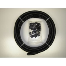 20mm Black LSOH 10mtr contractor pack