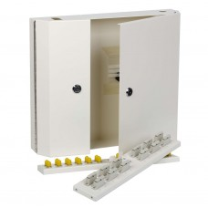 Singlemode Lockable Fibre Wall Boxes
