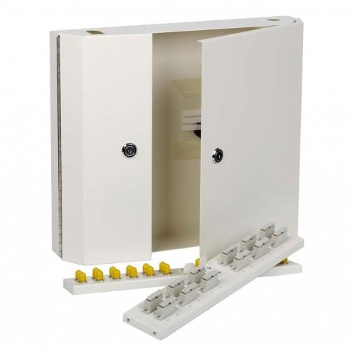 Singlemode Lockable Fibre Wall Boxes