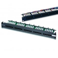 Hellerman Tyton Ecoband Voice Patch Panels