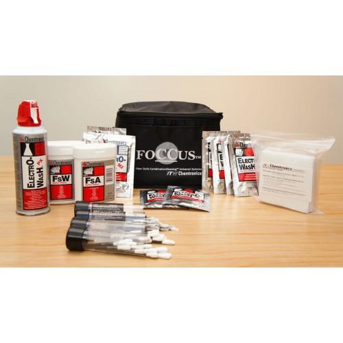 Fusion Splice Prep and Equipment Maintenance Kit