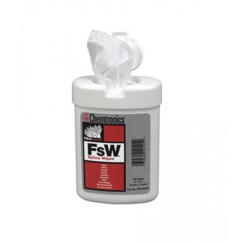 Fusion Splice Pre-Saturated Wipes - 75 Wipe Mini Tub