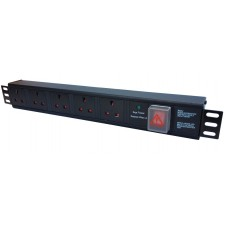 Horizontal UK Socket PDU'S
