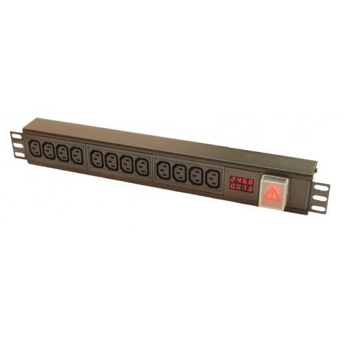 PDU's with Digital Amp Meters