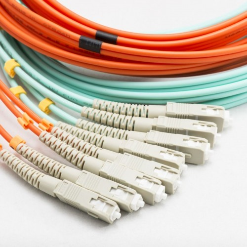 Fibre Optic Patch Leads - OM3