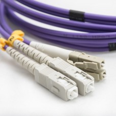 Fibre Optic Patch Leads - OM4