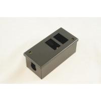 POD Box (GOP) 2 Way Vertical 20mm Entry Gland