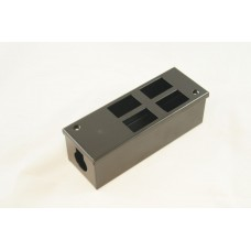 POD Box (GOP) 4 Way Vertical 25mm Entry Gland