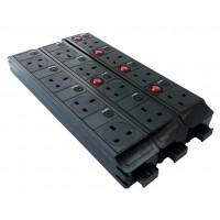 Under Desk Power Modules - Power Only