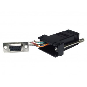 Wireable Serial Adaptor Kits