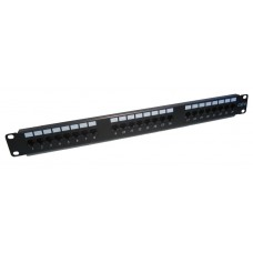 BKA Economy Cat6 Patch Panel